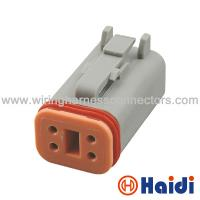 Wholesale ECU Plug Electrical Sealed Automotive ConnectorsFor Air Conditioning DT06-4S from china suppliers