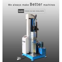 Wholesale BLKMA hydraulic manufacturing duct zipper machine FACTORY price with good quality for sell from china suppliers