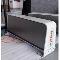 Buy cheap P5 Mm Outdoor Taxi Led Display SMD 2727 Super Brightness 6500cd Brightness from wholesalers
