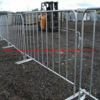 Wholesale Temporary Barrier Fence/ Contruction Barriers/ Crowd Control Barrier from china suppliers