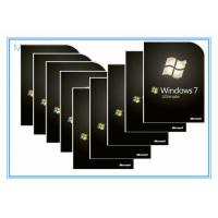 Wholesale DVD 32 Bit / 64 Bit Home Microsoft Windows 7 Ultimate Product Key Softwares OEM from china suppliers