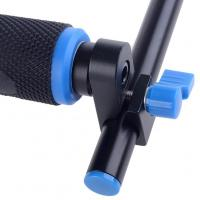 Quality 15mm Mount Bracket DSLR Rig Accessories with Top Handle Grip for sale