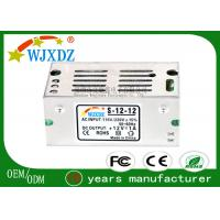 Wholesale 12W 1A  Indoor 12V Switching Power Supply For LED Lighting / LED Display from china suppliers