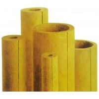 Wholesale rock wool pipes/mineral wool pipes without aluminum foil from china suppliers