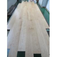 Wholesale natural color Chinese Maple Engineered Wood Flooring with flat finishing from china suppliers