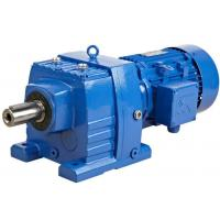 Wholesale Industrial Machinery Helical Gearbox Speed Reducer With 20CrMnTi Gear Material HR Series from china suppliers