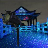 Wholesale Outdoor Green+Red staitic Firefly Landscape Laser with LED patterns projector from china suppliers