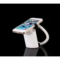 Wholesale COMER cell phone anti-theft display stand holder with charging and alarm and clamp lock from china suppliers