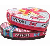 Wholesale Heart Shape Cartoon Jewelry Paper Boxes Cardboard Packaging Boxes from china suppliers