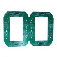 Wholesale 0.2 to 7.0mm Quick-Turn Prototyping Pcb Fabrication FR-4 , CEM-3 , high-TG PCB from china suppliers