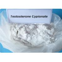 Quality Healthy Testosterone Cypionate Raw Steroid Powder Muscle Mass Gain 58-20-8 for sale