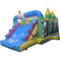 Wholesale Happy Clown Kids Inflatable Dry Slide Fire Resistance Colorful EN14960 from china suppliers