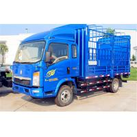Wholesale Safety Howo Cargo Truck Light Duty Commercial Trucks Strong Operation System from china suppliers