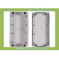 Quality 160x80x55mm project box waterproof plastic enclosure electronics housing for sale