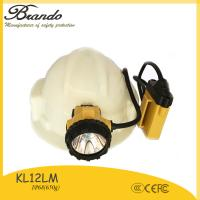 Buy cheap cooper explosion proof lighting LED Light Source and 2 Warranty(Year) headlamp from wholesalers