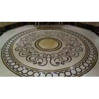 Wholesale Waterjet Tile,Marble Stone Polished of the Waterjet Patterns Flooring Tiles from china suppliers