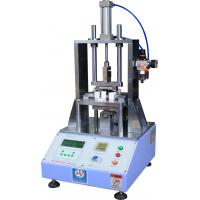 Wholesale Squeeze Test Hard Compressive Strength Testing Machine 50 mm Stroke from china suppliers