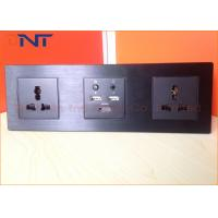 Wholesale Bluetooth Smart Media Hub, Connected TV Multi Functional Wall Socket Plate from china suppliers