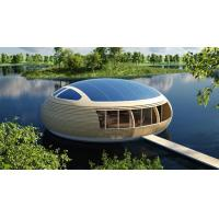 Wholesale New Material Made Creative Design Floating House For Resort from china suppliers