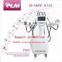 Wholesale GLM 7 in 1 Multifunctional vacuum cavitation slimming machine for whole body shaping from china suppliers