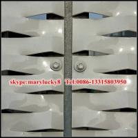 Buy cheap aluminum 3003 expanded wire mesh for building facade from wholesalers