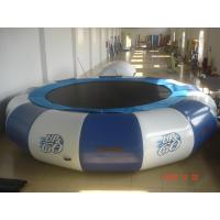 Wholesale Reinforced Inflatable Water Trampoline For Adult Or Children from china suppliers