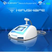 Wholesale High quality ultrashape hifu body slimming machine for home use or beauty salon from china suppliers
