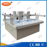 Wholesale Digital simulation transport Mechanical Shock Test Machine 150~300 RPM from china suppliers