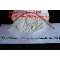 Wholesale CAS 62-90-8 Oral White Nandrolone Powder Nandrolone Phenylpropionate For Aplastic Anemia Treatment C27H34O3 from china suppliers