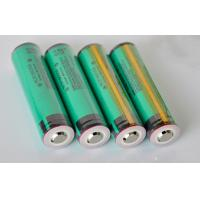 Wholesale Panasonic protected 18650 battery 3100mAh from china suppliers