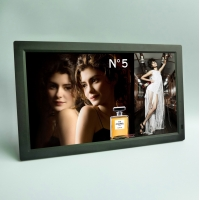 China Video screen 18.5 inches digital photo frame with competitive price on sale