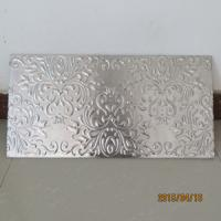 Quality 304 stainless steel mosaic tiles(embosing tiles ) for sale