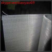 Wholesale High tensile strength 40 60 80 100 120 150 250 300 mesh pure nickel wire mesh /stainless steel mesh/metal mesh from china suppliers