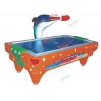 Wholesale Commercial Air Hockey Tables For Kids , Indoor Coin Inserted Dolphin Mini Air Hockey from china suppliers