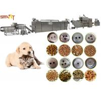Wholesale Longlife High Speed Dry Pet Food Production Line Make Dog Food Automatically from china suppliers