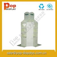 Wholesale Lighting White Cardboard Store Displays With Glossy Lamination from china suppliers