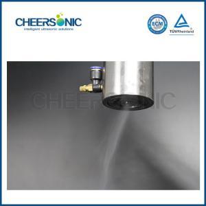 Quality Anti - Static Liquid Nano Coating Spray Ultrasonic Solar Glass Coating Atomizing Spray for sale
