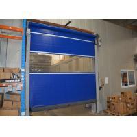 Wholesale Rapid rolling High Speed Industrial Doors with PVC material curtain from china suppliers