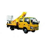 Buy cheap Durable Basket Truck Mounted Lift, 16m XCMG Articulating Boom Lift XZJ5069JGK from wholesalers