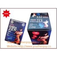 Wholesale Trio PowerZen Natural Male Enhancement Pills Increase Sexual Confidence from china suppliers