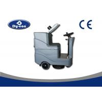 Wholesale Battery Powered Floor Scrubber Dryer Machine Ametec Suction Motor Low Noise from china suppliers