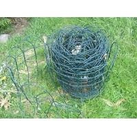 Wholesale Weave Hot Dip galvanized Garden Border Fence Net For Railway / Airport from china suppliers