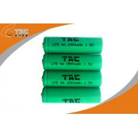 Wholesale High Capacity 1.5V AA 2900mAh Lithium Iron Battery for digital cameras, mobile mouse from china suppliers