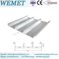 Wholesale Steel floor deck for steel structure building WMT 66-240-720 from china suppliers