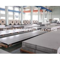 Wholesale ASTM AISI SUS JIS 310S Hot Rolled Steel Plate Stainless Steel Plating from china suppliers