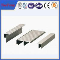 Buy cheap F shape new aluminium products, aluminium profile for glass roof ( china top alu Profiles) from wholesalers