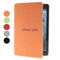 Wholesale Folding Design Ultrathin PU Leather Case for iPad mini SI-2013220026 from china suppliers