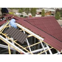 Wholesale Bituminous Corrugated Roofing System, Roman Roof Tile from china suppliers