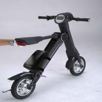 Wholesale Foldable Electric Mobility Scooter Bluetooth Speaker Smart Bike For Teeneager from china suppliers