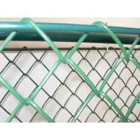 Wholesale PVC coated sports field chain wire fence ,chain mesh fence from china suppliers